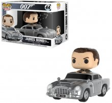 James Bond POP! Rides Vinyl Vehicle with Figure Sean Connery & A