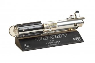 Star Wars Replica Rey's Lightsaber LC Exclusive 13 cm