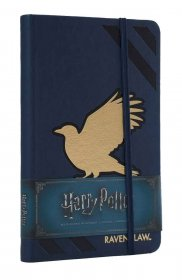Harry Potter Hardcover Ruled Journal Ravenclaw New Design