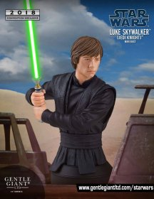Star Wars Bust 1/6 Luke Skywalker (Jedi Knight) SDCC 2018 Exclus