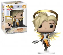 Overwatch POP! Games Vinylová Figurka Mercy 9 cm
