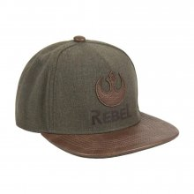 Star Wars Snapback kšiltovka Rebel Patch Logo
