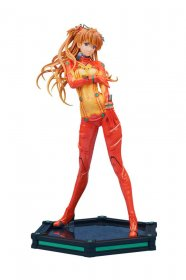 Evangelion 2.0 You Can (Not) Advance PVC Socha 1/4 Asuka Shikin