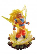 Dragonball Super Dracap Memorial 03 PVC Statue Super Saiyan 3 So