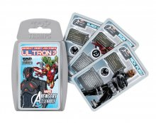 Marvel Avengers Assemble Card Game Top Trumps *German Version*