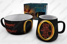 Lord of the Rings Breakfast Set One Ring