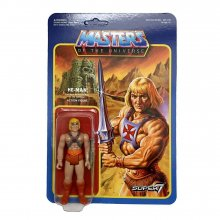 Masters of the Universe ReAction Akční figurka Wave 2 He-Man 10