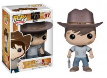 The Walking Dead POP! Vinylová Figurka Carl 10 cm