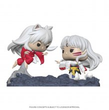 InuYasha POP Moment! Vinyl Figures 2-Pack InuYasha & Sesshomaru