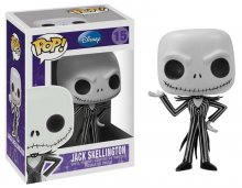 Nightmare Before Christmas POP! Vinylová Figurka Jack Skellingto