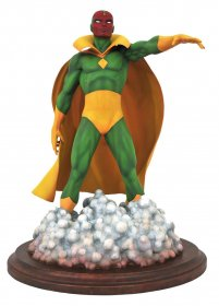 Marvel Comic Premier Collection Socha The Vision 28 cm