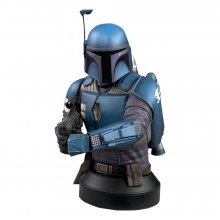Star Wars The Mandalorian Bust 1/6 Death Watch Previews Exclusiv