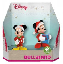Disney dárkový box with 2 Figures Micky Christmas 8 - 10 cm