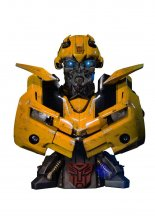 Transformers Bust Bumblebee 16 cm