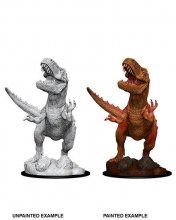 D&D Nolzur's Marvelous Miniatures Unpainted Miniature T-Rex Case
