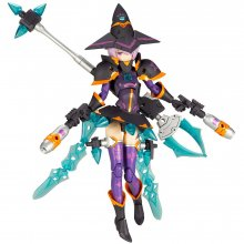 Megami Device Chaos & Pretty plastový model kit 1/1 Witch Darkne