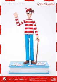 Where's Wally? Mega Hero Akční figurka 1/12 Wally 17 cm