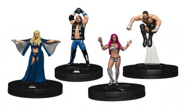 WWE HeroClix: Mixed Match Challenge WWE Ring 2-Player Starter Se