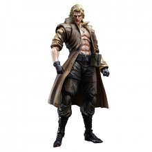 Metal Gear Solid Play Arts Kai akční figurka Liquid Snake 28 cm