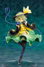 Touhou Project Socha 1/8 Koishi Komeiji The Closed Eye of Love