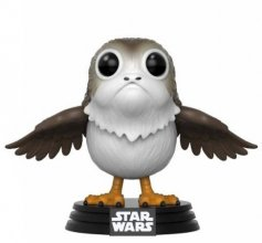 Star Wars Episode VIII POP! Vinyl Bobble-Head Figure Porg 9 cm