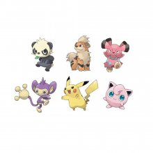 Pokémon Select mini figurky Packs 5-7 cm Wave 3 prodej v sadě (1