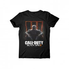 Tričko Call of Duty Black Ops III Box Cover XL