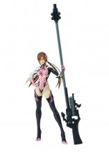 Rebuild of Evangelion PVC Socha Mari Makinami Illustrious 25 cm