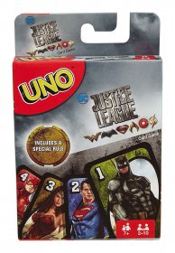 Justice League UNO Card Game *English Version*