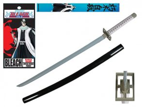 Bleach Pěnový meč with Wooden Handle Byakuya Kuchiki Senbonzakur