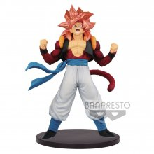 Dragonball GT Blood of Saiyans PVC Socha Super Saiyan 4 Gogeta
