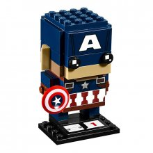 LEGO® BrickHeadz Captain America Civil War Captain America