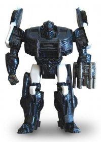 Transformers The Last Knight kovový model 1/64 Barricade Robot