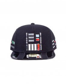 Star Wars Snapback kšiltovka Darth Vader Buttons