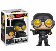 Hellboy POP! Movies Vinylová Figurka Lobster Johnson 9 cm