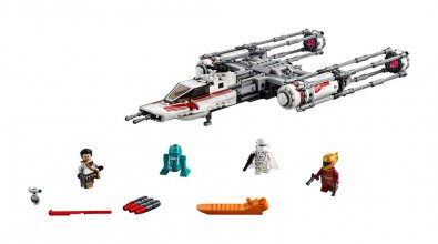LEGO® Star Wars™ Episode IX - Resistance Y-Wing Starfighter™