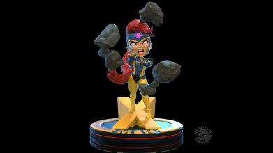 Marvel Q-Fig Diorama Jean Grey (X-Men) 10 cm