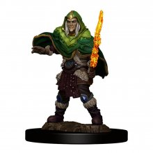 D&D Icons of the Realms Premium Miniature pre-painted Elf Fighte
