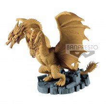 Godzilla King of the Monsters PVC Deforme Socha B: King Ghidora