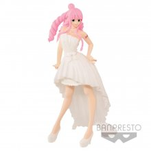 One Piece Lady Edge Wedding Figure Perona Normal Color Ver. 22 c