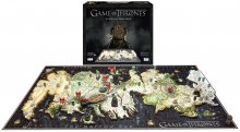 Game of Thrones 3D Puzzle Westeros (1400 pieces)