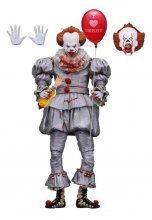 Stephen King's It 2017 Action Figure Ultimate Pennywise (I Heart