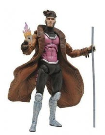 Marvel Select Action Figure Gambit 18 cm