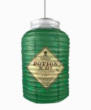 Harry Potter Paper Light Shade Potion Bottle
