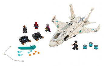 LEGO® Marvel Super Heroes™ - Stark Jet and the Drone Attack