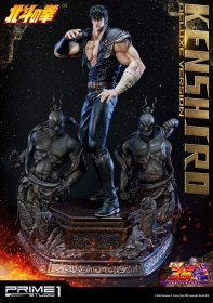 Fist of the North Star Socha 1/4 Kenshiro Deluxe Version 70 cm