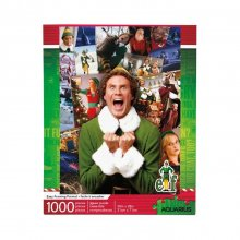Elf skládací puzzle Collage (1000 pieces)