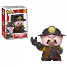 Incredibles 2 POP! Disney Vinylová Figurka Underminer 9 cm