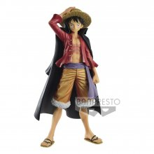One Piece DXF Grandline Men PVC Socha Luffy (Wano Kuni) 16 cm