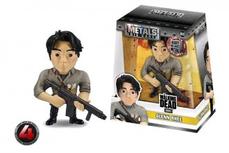 Walking Dead Metals Diecast mini figurka Glenn 10 cm